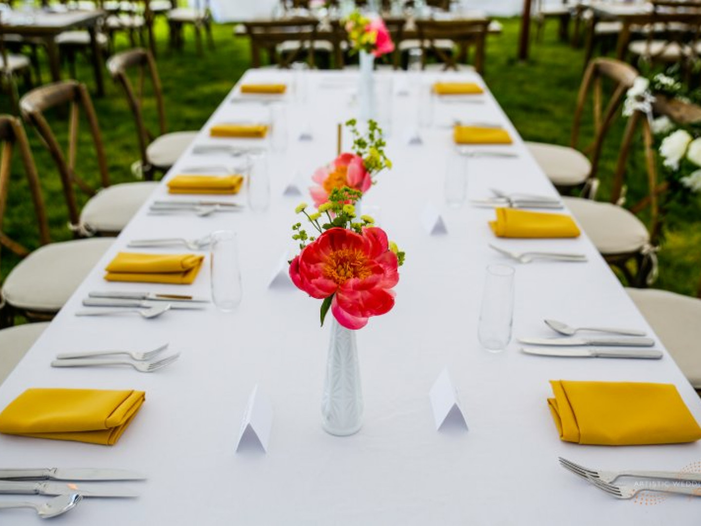 wedding table rentals mattapoisett ma