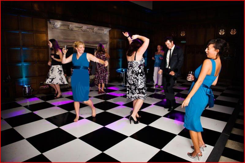 Dance Floors Chase Canopy Company