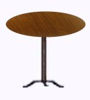 "30″ Round Cocktail Table Set @42"" High"