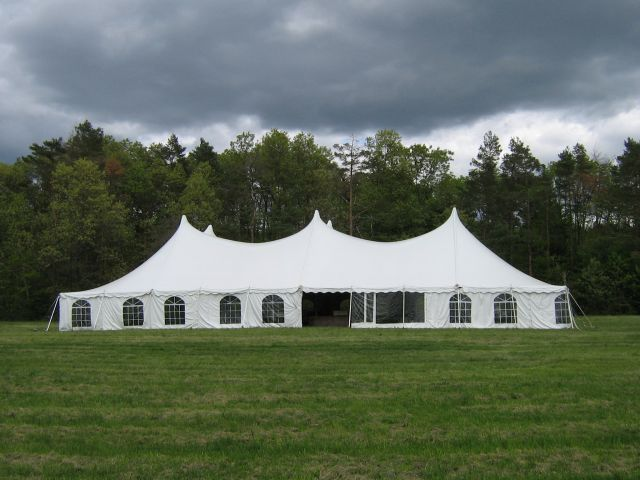 Century tents are available in 30 40 50 and 60 wides and can be expanded to any length. & Tent Styles | Chase Canopy Company