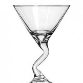 Z Stem 5oz. Martini Glass