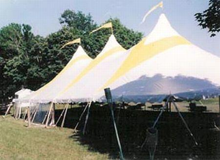 Tent Stripe & Tent Decorations | Chase Canopy Company