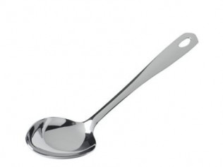 Large Stainless Steel Serving Spoon