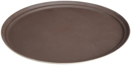 Round plastic trays