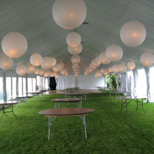 Backyard Tented Events - What do my vendors need to know?