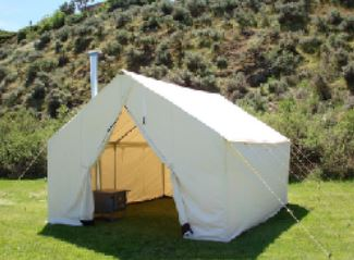 wall tents